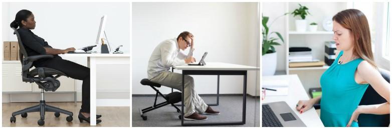 Disadvantages of Sitting Desks