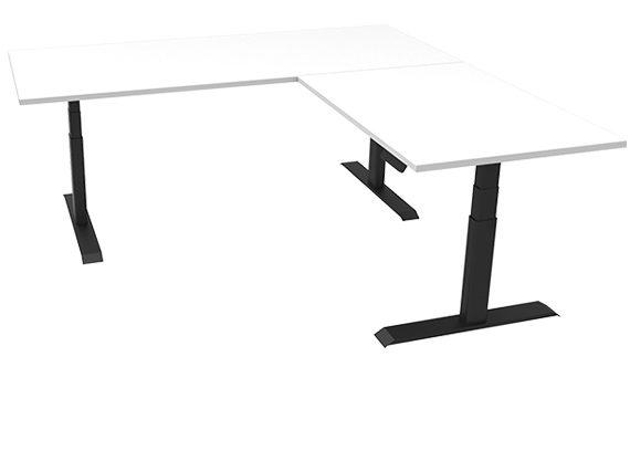 Zen L Shape Corner Desk