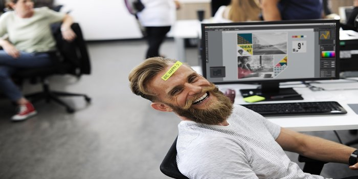 what makes employees happy at work