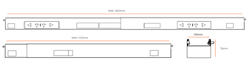 INTEGRATED-CABLE-MANAGEMENT-CHANNEL-SPEC