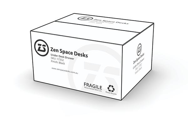 Under-desk-box