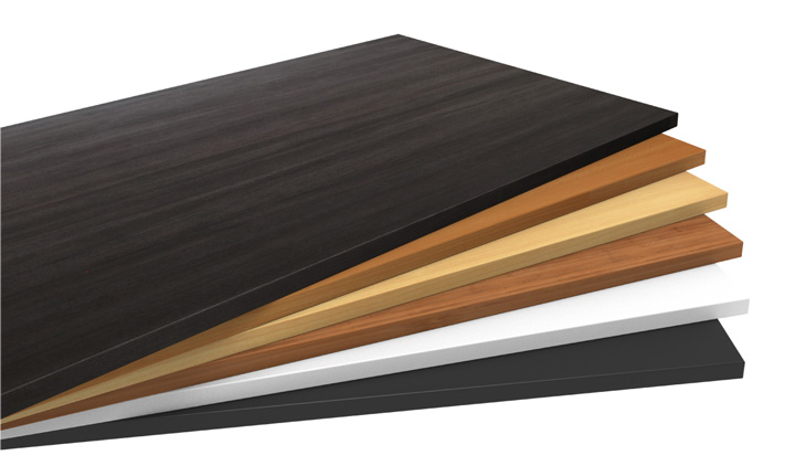 FINISHES TO SUIT YOUR SPACE