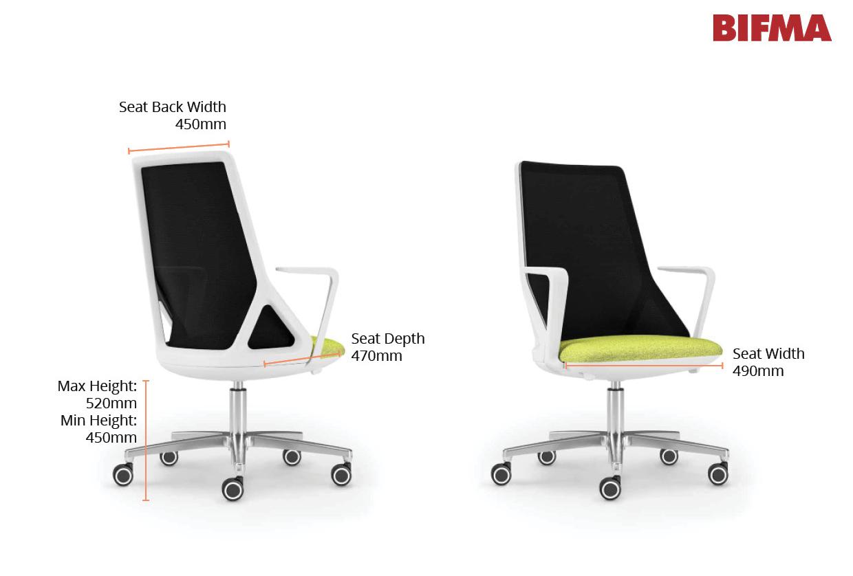 flex chair specs