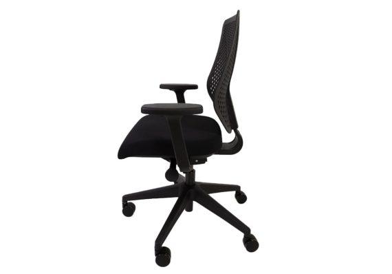 task chair ergonomic sit stand desk