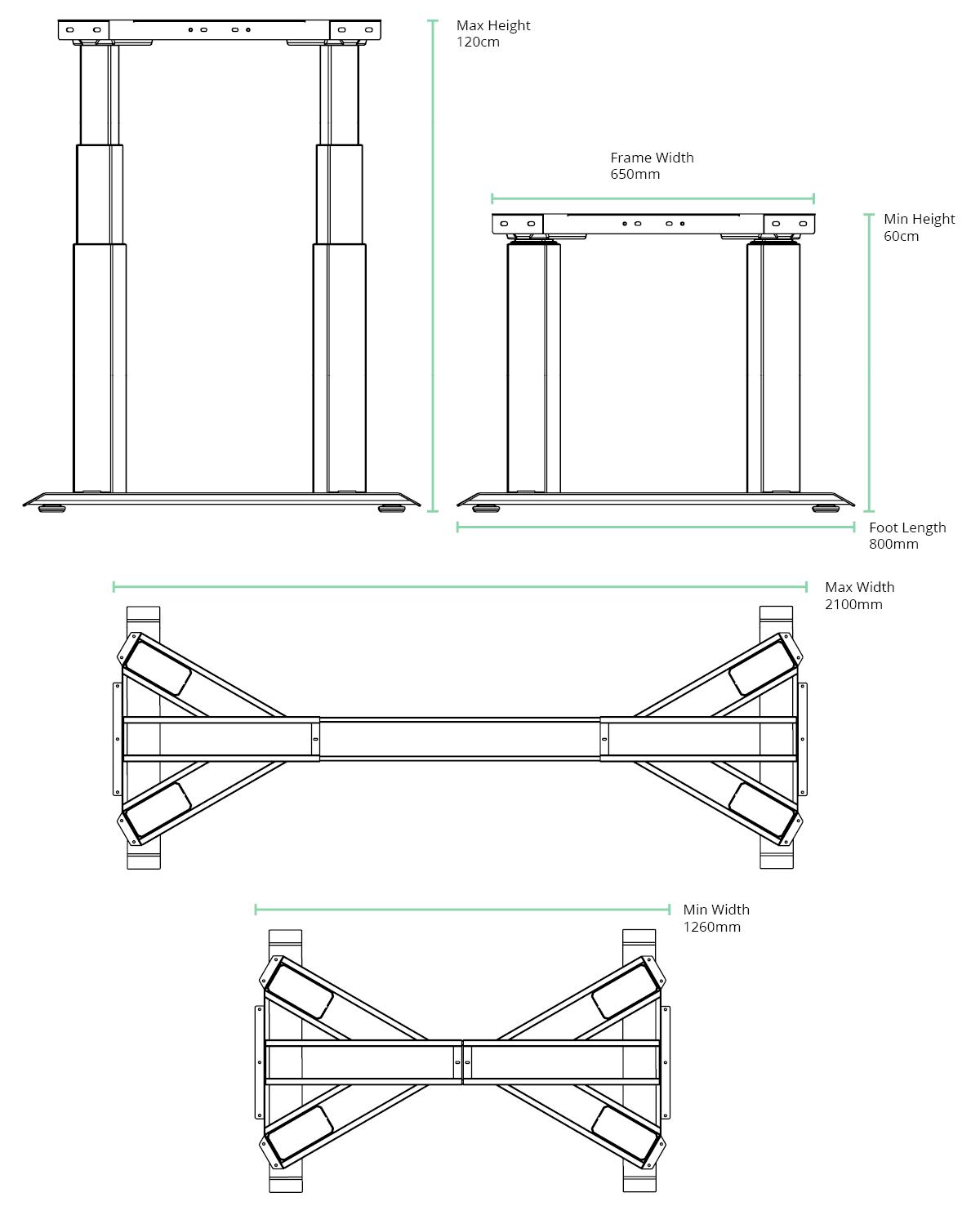 standing-frame-spec