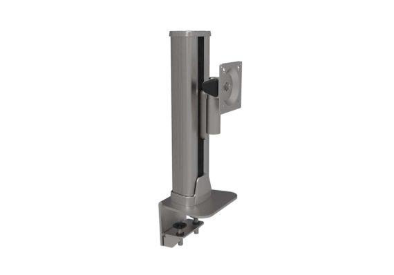 heavy monitor mount single australia ergonomic
